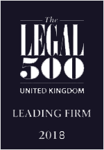 legal-500-leading firm 2018