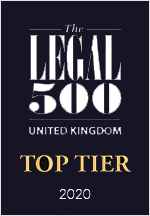 legal-500-top tier 2020