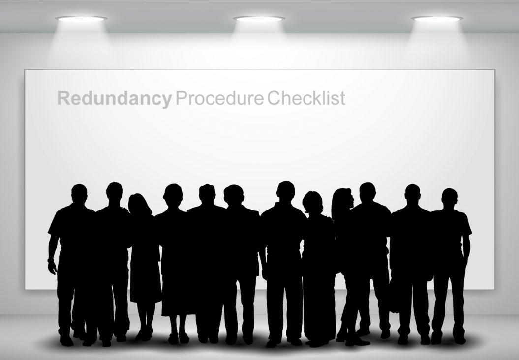 redundancy procedure checklist