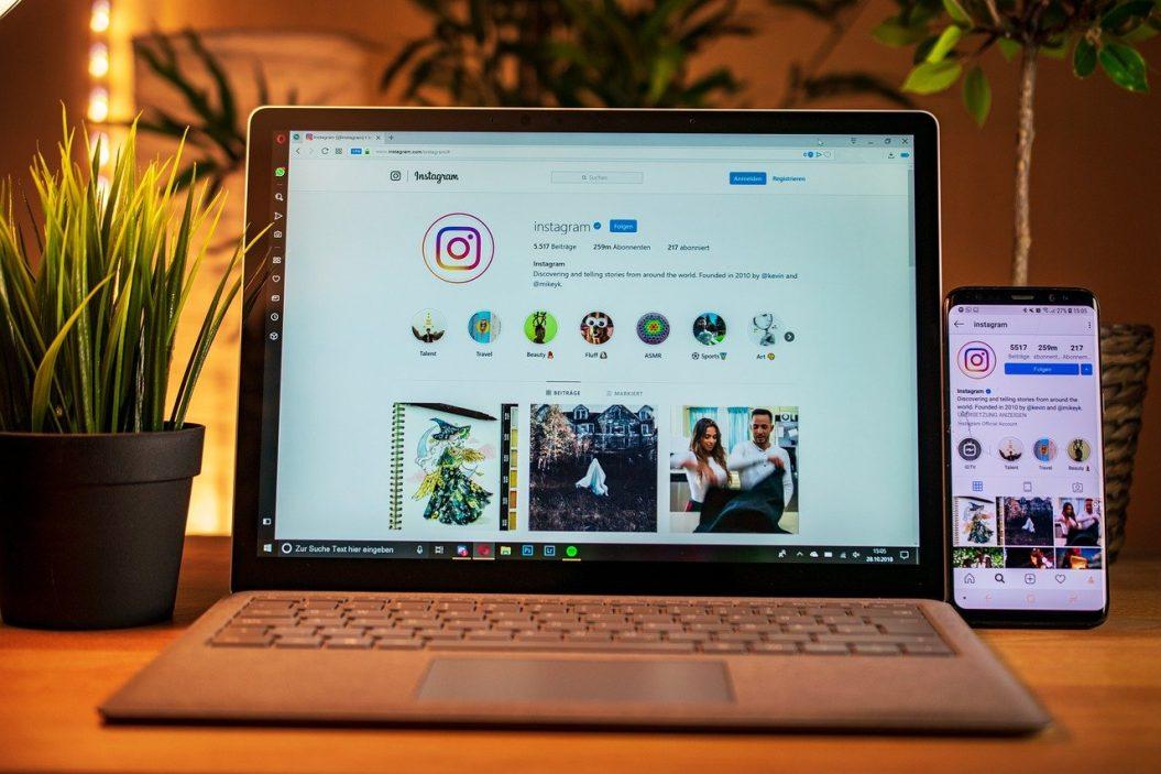Influencers, Laptop